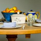 Fursdon Garden Wing kitchen breakfast table