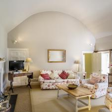 The spacious Park Wing Sitting Room
